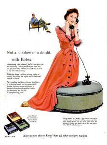 1953 kotex